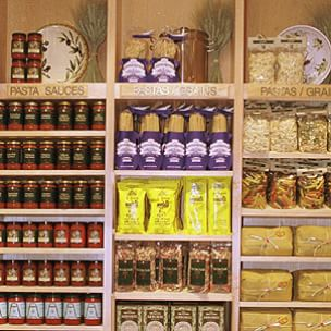 Chuck Williams on the Well-Stocked Pantry