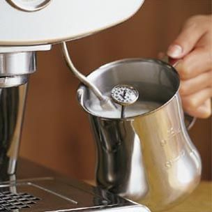 Frothing Milk for Espresso Drinks