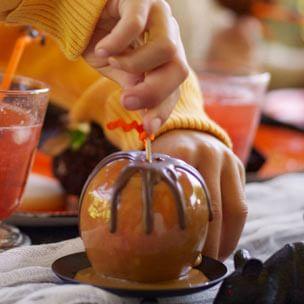 Homemade Halloween Treats
