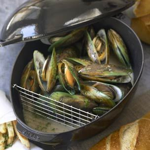 All About Mussels