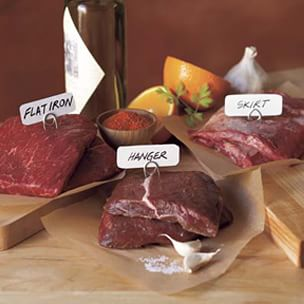 Glossary of Butcher's Steaks