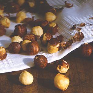 Skinning Nuts