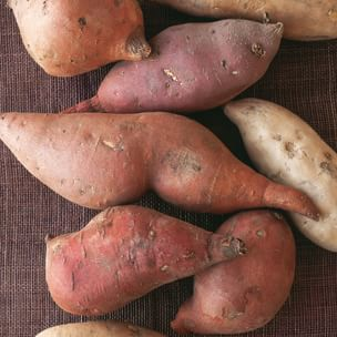 All About Sweet Potatoes