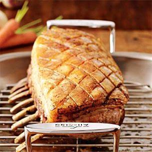 Roast Skin-On Pork Loin