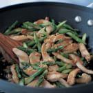 Lemongrass Chicken & Asparagus