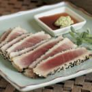 Seared Sesame-Crusted Tuna