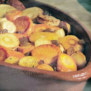 Roasted Autumn Vegetables