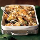 Baked Rigatoni with Sausage & Broccoli Rabe