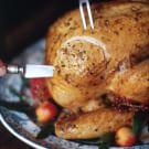 Sage-Rubbed Turkey