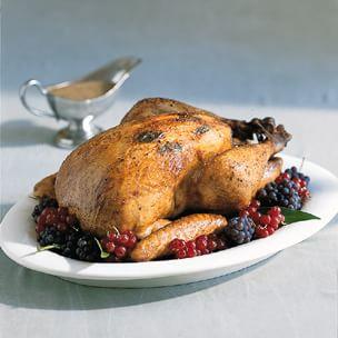 Sage-Roasted Turkey