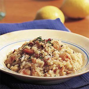 Risotto with Crab and Shrimp (Risotto al Granchio e Gamberi)