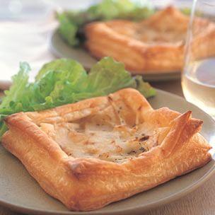 Potato & Gruyère Tartlets