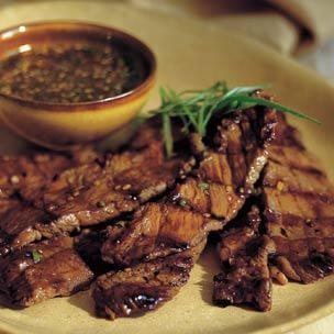 Korean Barbecued Beef