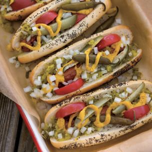 Cookout Hot Dogs Beef
