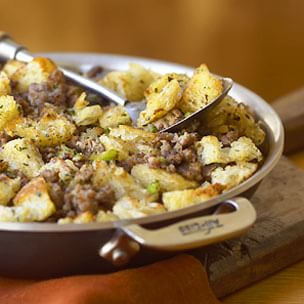 Sausage and Herb Dressing