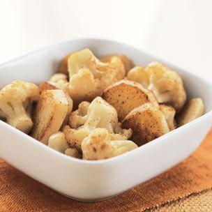 Cauliflower & Potato Sauté with Cumin