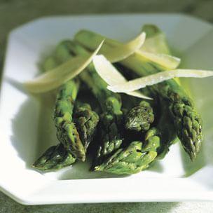 Roasted Asparagus Four Ways