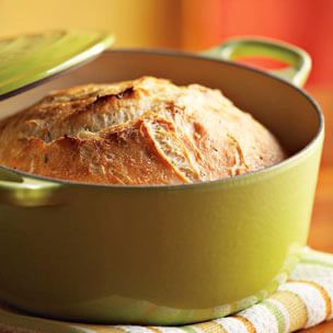 Rosemary-Lemon No-Knead Bread