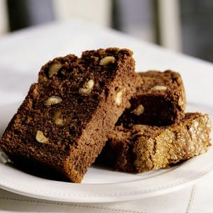 Dark Chocolate Tea Bread