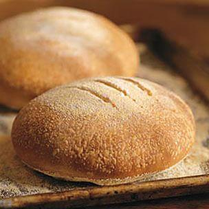 Parmesan-Black Pepper No-Knead Bread