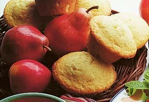 Marion Cunningham's Fresh Ginger Muffins