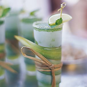Blended Mojitos