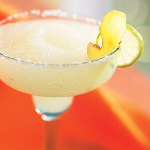 Frozen Ginger Margaritas