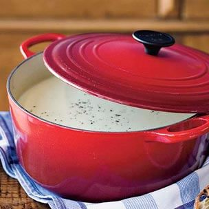 Cheddar-Cauliflower Soup