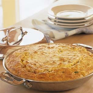 Sausage, Fennel and Leek Puff
