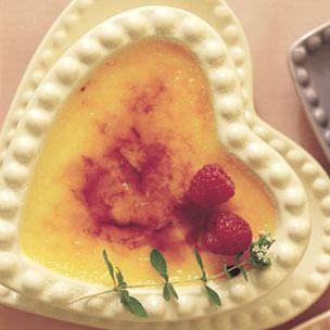 White Chocolate Crème Brûlée