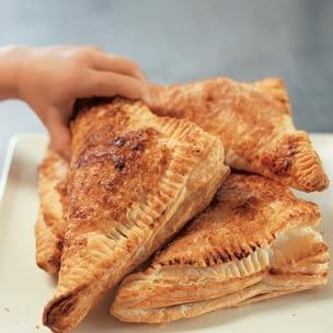 Apple-Pear Turnovers