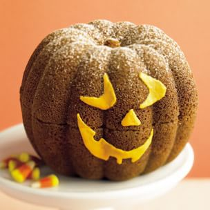 Spiced Pumpkin Cake