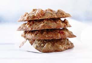 Banana-Oatmeal Power Cookies