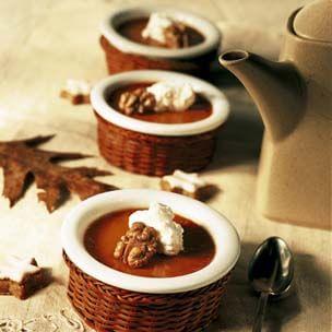 Caramel Pots de Creme