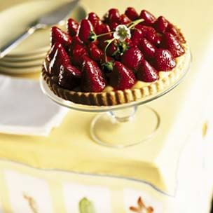 Fresh Strawberry Tart