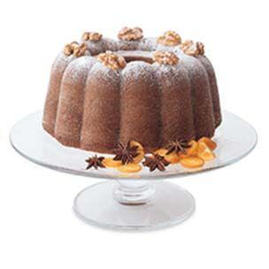 Spiced Walnut Bundt® Cake