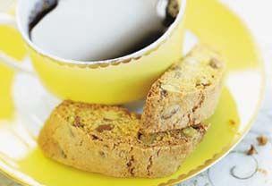 Pistachio-Orange Biscotti