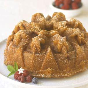 Cherry-Almond Bundt® Cake