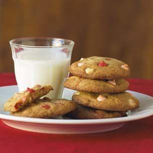 Crispy Chocolate Chip Cookies