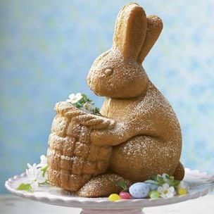 Nordic Ware Bunny Cake Recipe