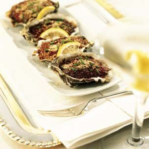 Roasted Oysters | Williams-Sonoma