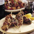 Moorish Pork Kabobs (Pinchos Morunos)