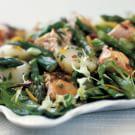 Salmon, Red Potato and Asparagus Salad