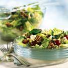 Romaine, Gorgonzola and Walnut Salad