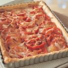 Tomato and Fontina Tart