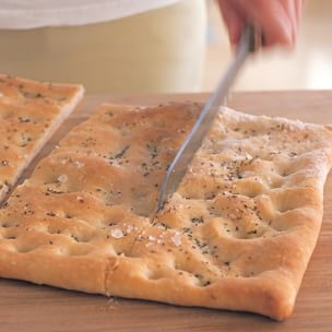 Flatbread With Rosemary And Olive Oil Williams Sonoma