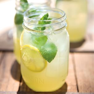 Sparkling Mint Lemonade | Williams-Sonoma