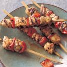 Grilled Chicken Skewers with Habanero Chili and Allspice