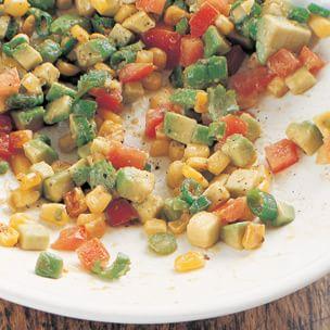Avocado, Toasted Corn and Chipotle Salsa | Williams-Sonoma