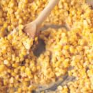 Creamed Corn with Chipotle Chiles